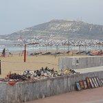 Seafront promenade Foto