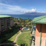 Lanai view Konea 933 mid April