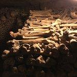 Bones of the catacombs