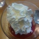 Dessert (de haut)