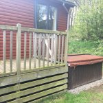 Lodge and views