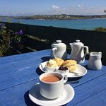 Tea for Two with a great view.