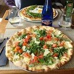 Pizza et pizza gluten free