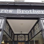 The front of Brew Brothers