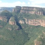 Blyde River Canyon - Three Roundavels