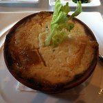 Individual moussaka...superb