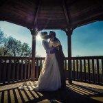 Wedding at Hatton Court