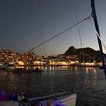 Returning to Cabo Marina on EcoCat