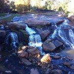 Falls Park on the Reedy, Greenville, SC