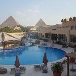 Foto di Le Meridien Pyramids Hotel & Spa