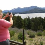 Mirador sobre el lago Perito Moreno (Publico) Para llegar al borde hay que pagar
