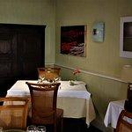 une des salle à manger