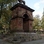 Sebastopol monument Old Burying Ground