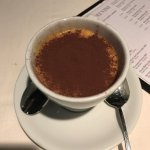 Fantastic food yet no English menu, staff will help but only as best as they can. Tiramisu was e