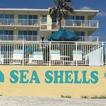 Beachfront Access at Sea Shells Beach Club