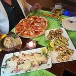 Foto de Trattoria Pizzeria Gustoleo