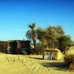White Desert National Park Foto