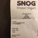 Photo of Snog Frozen Yogurt