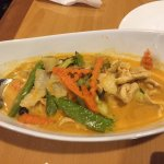 Chicken Panang Curry - Thai Wasabi on SR64, Bradenton FL
