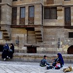 Picnic by al-Ghuri palace
