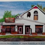 The Cornerstone Market and Peggy's Rumpus Room