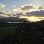 Hanalei from above