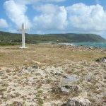 Cross to protect sea travellers