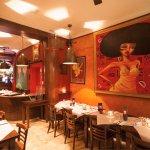 Set menus for large bookings