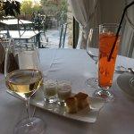 Restaurant Les Bories Foto