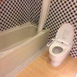 Room 1103 bathroom