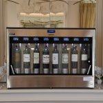 Distributeur automatique de vin au verre