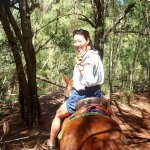 Peace, shade and fun along the trails