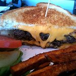 Grilled Cheese & Burger