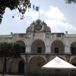 Palace in Antigua
