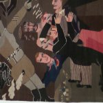 Anti-Nazi tapestry