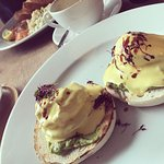 Great brunch spot. Mexican eggs Benedict were amazing. Good service and good food - will definit