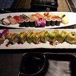 Ichiba Sushi Restaurant Foto