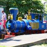 Planloks der Bahn sind die beiden Western-Loks