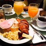 Breakfast at Boscolo