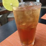 Thirst quenching iced tea