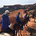 Bryce Canyon Trail Ride - Deutsch Family