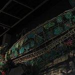 The trashed-nets crocodile