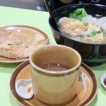kaya and coffee at Ah Seng (Hai Nam) Coffee