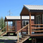 4 Person Double Queen Cabins