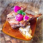 Seasonal Cochinita Pibil Style Pork Chop