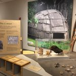 Salt Pond Visitor Center Museum display