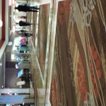 Casino hallway