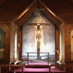 St. Mary's church frescoes