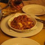 The lasagna