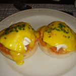 Chef Juan and Chef David made my days with 10 out of 10 Egg Benedict breakfasts